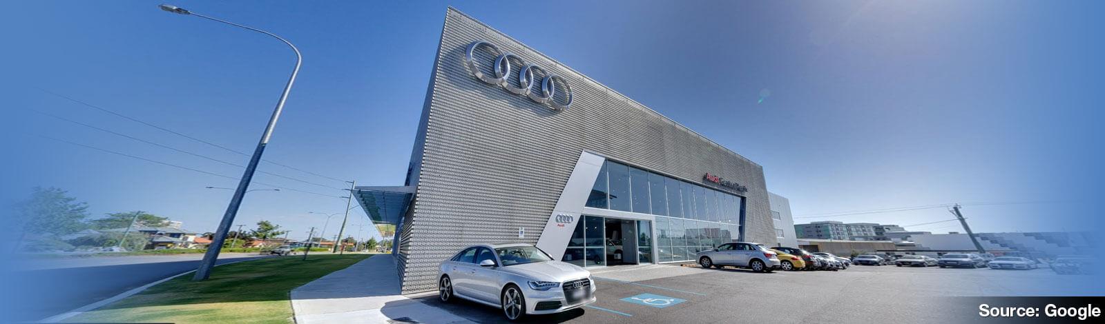 Audi Expands In WA - Audi car dealership