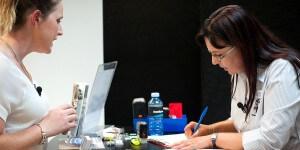 Toyota Service Advisor champion Heidi Samuel
