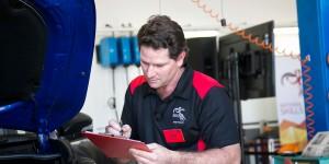 Toyota Diagnosis Technician champion Darren Raitelli