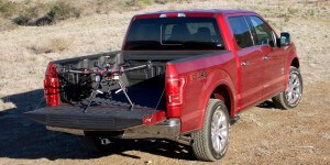 Ford drone-to-vehicle technology