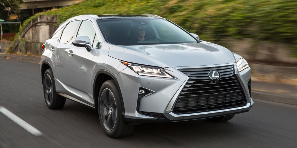 Model wave: The RX series has long been a key model for Lexus and arrives in December with a full redesign to continue the momentum the brand has built with the all-new NX.
