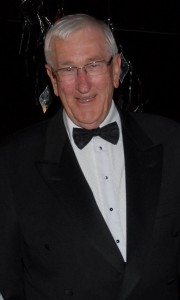 Honoured: Michael Tynan OAM kicked off his career in the automotive retail industry in 1966.
