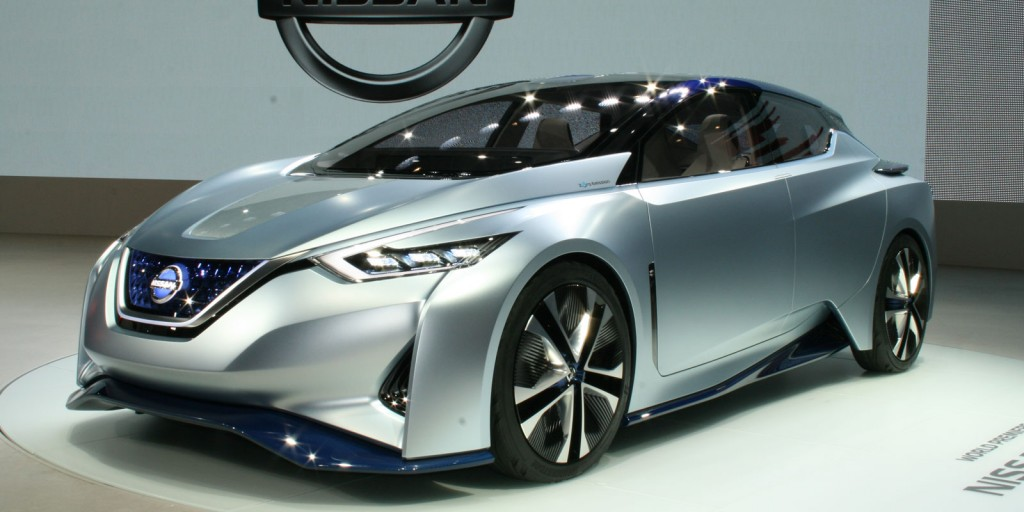 Game changer: Nissan's IDS concept is the Japanese car-maker's clearest vision yet of autonomous drive – and is expected to push brand closer to the top-ranked OEMs in the Navigant study.