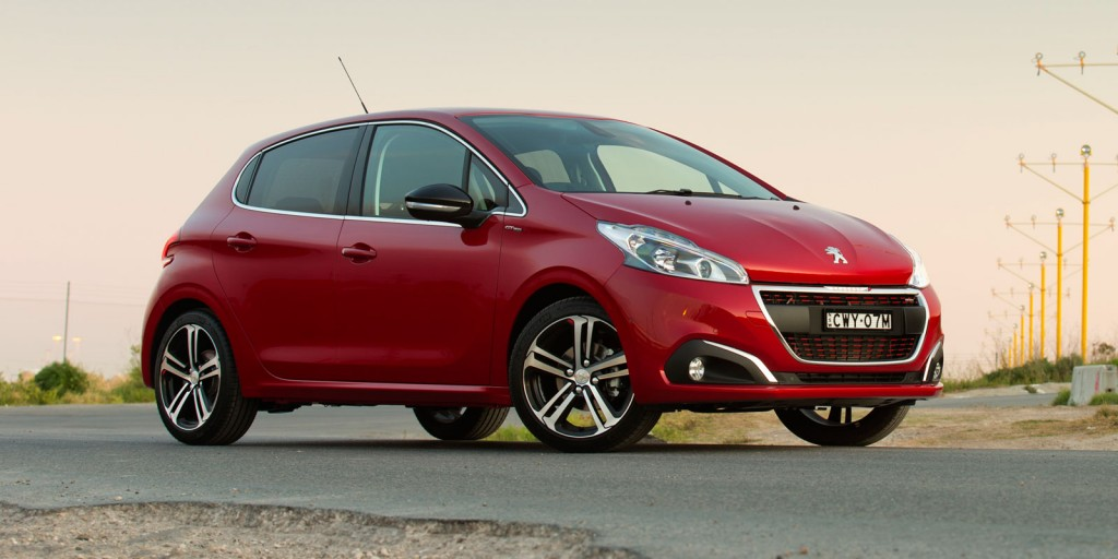 Premium play: Despite the presence of a $15,990 price leader in the new 208, Peugeot wants to maintain its traditional market position of Euro prestige going forward.