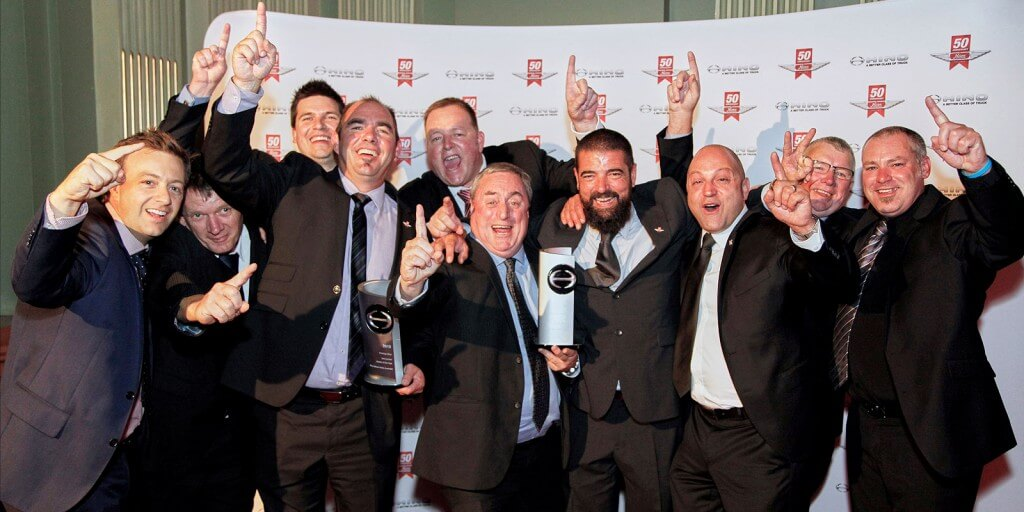 Victoria Dealers Dominate Hino Retail Awards