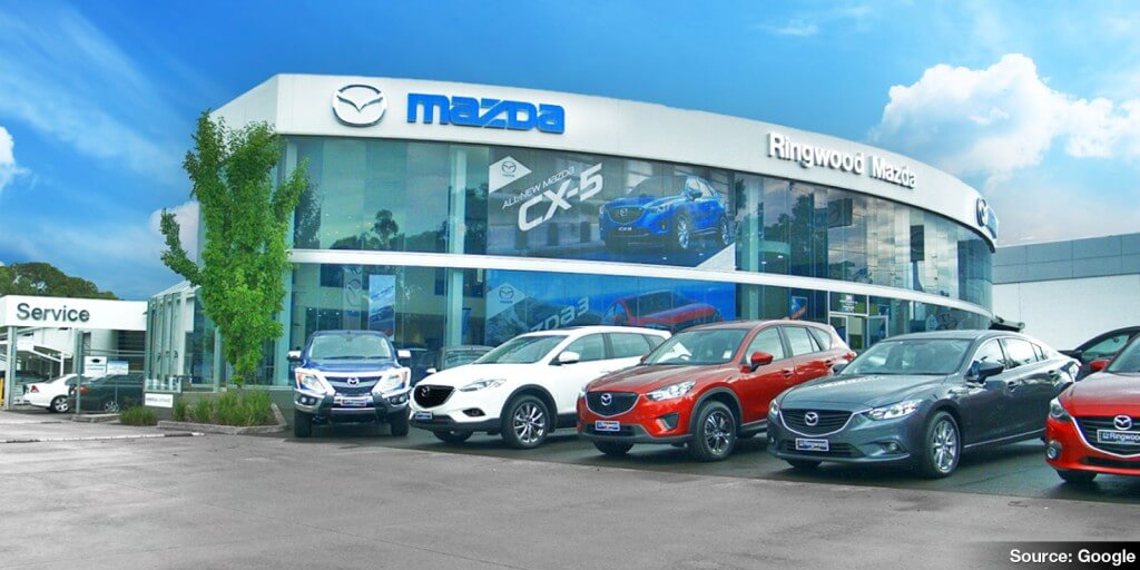 Mazda Names 2015 Master Dealer Excellence Award Winners