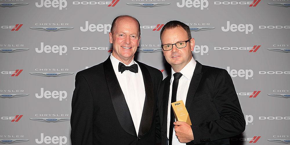 Fca Australia Names Top Dealers For 2015 Goautonews Premium