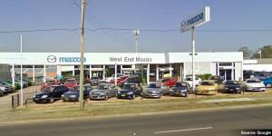 West End Mazda