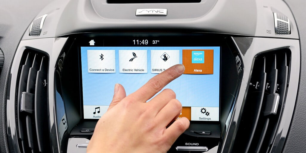 Ford SYNC Connect