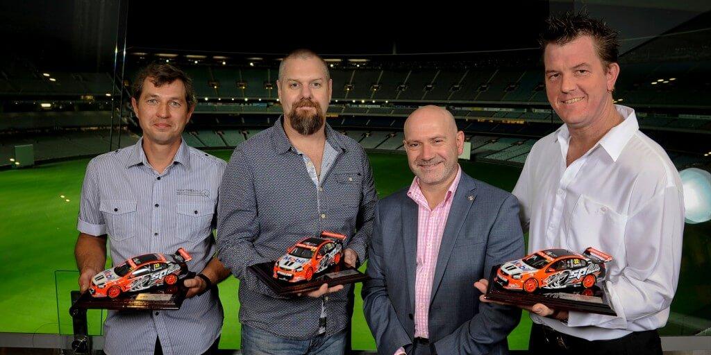 Holden technician award winners