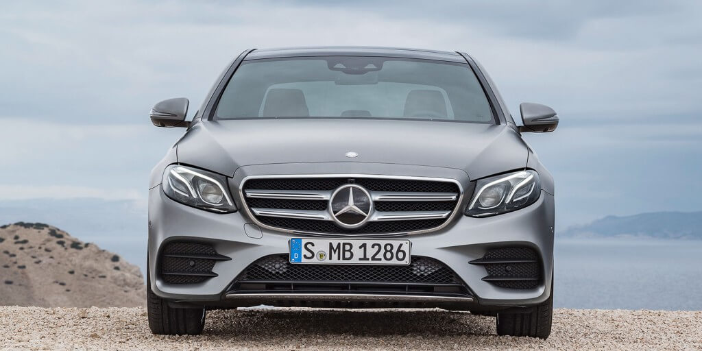 Class above: Mercedes' new E-Class is one of a dozen new models helping to drive the company to global luxury sales supremacy.