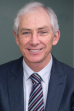 Australian Competition and Consumer Commission (ACCC) commissioner Roger Featherston.