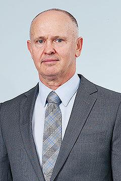 Quickstep business development manager Carl de Koning.