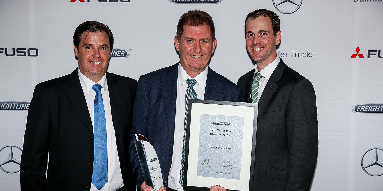 More Car Companies Recognise Top Dealers