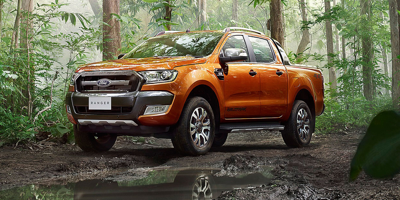 ford s ranger to sell in china from 2018 goautonews premium. Black Bedroom Furniture Sets. Home Design Ideas