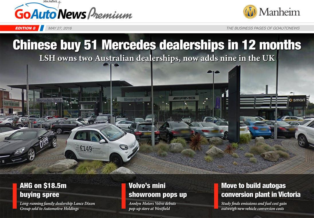 GoAutoNews Premium Weekly Editions, May 27