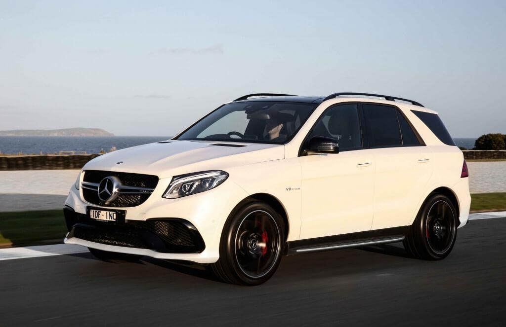 German suvs take charge goautonews premium for Mercedes benz 663