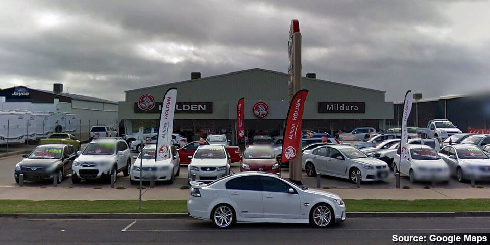 Holden Announces 2015 Grand Master Dealers
