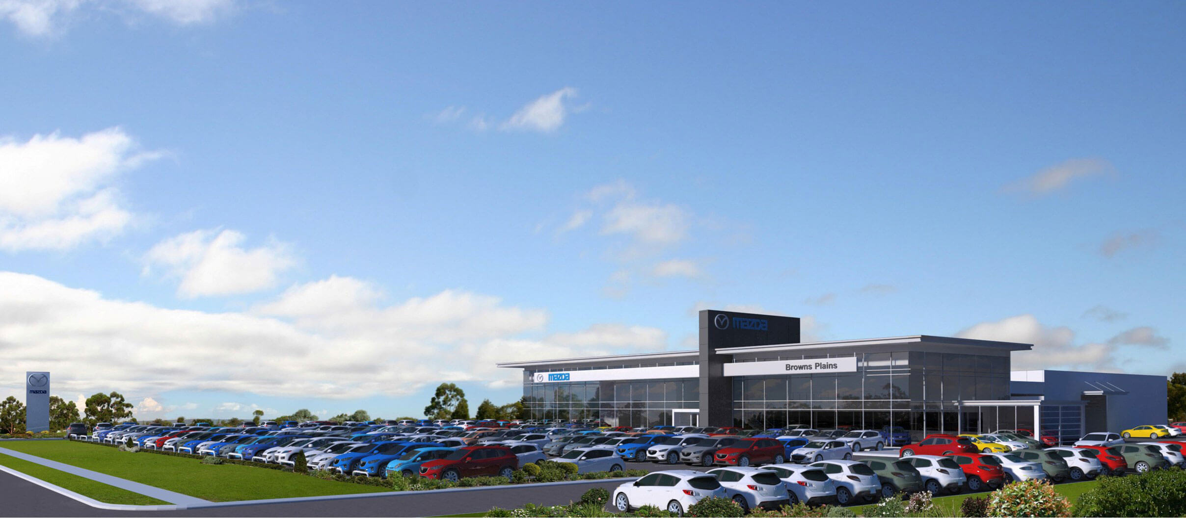 Ahg To Open New Mazda Dealership