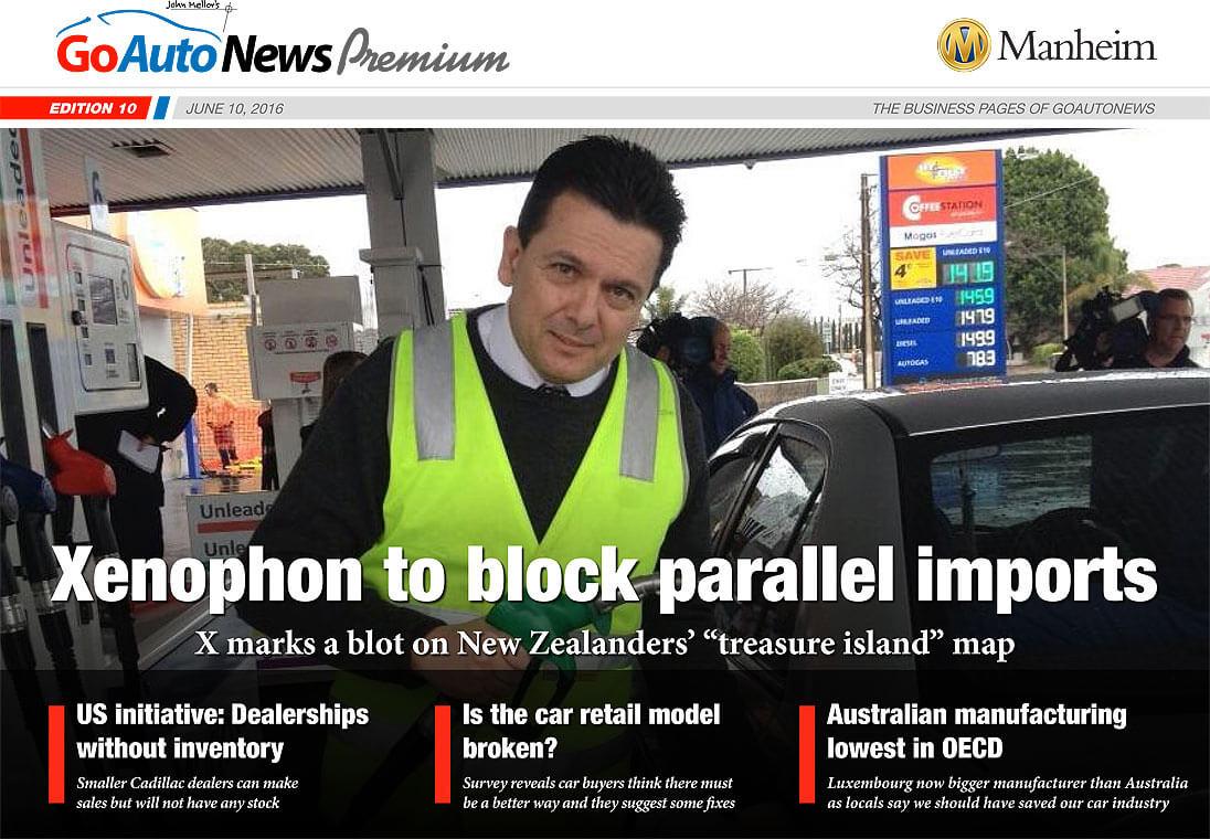 GoAutoNews Premium Weekly Editions, June 10