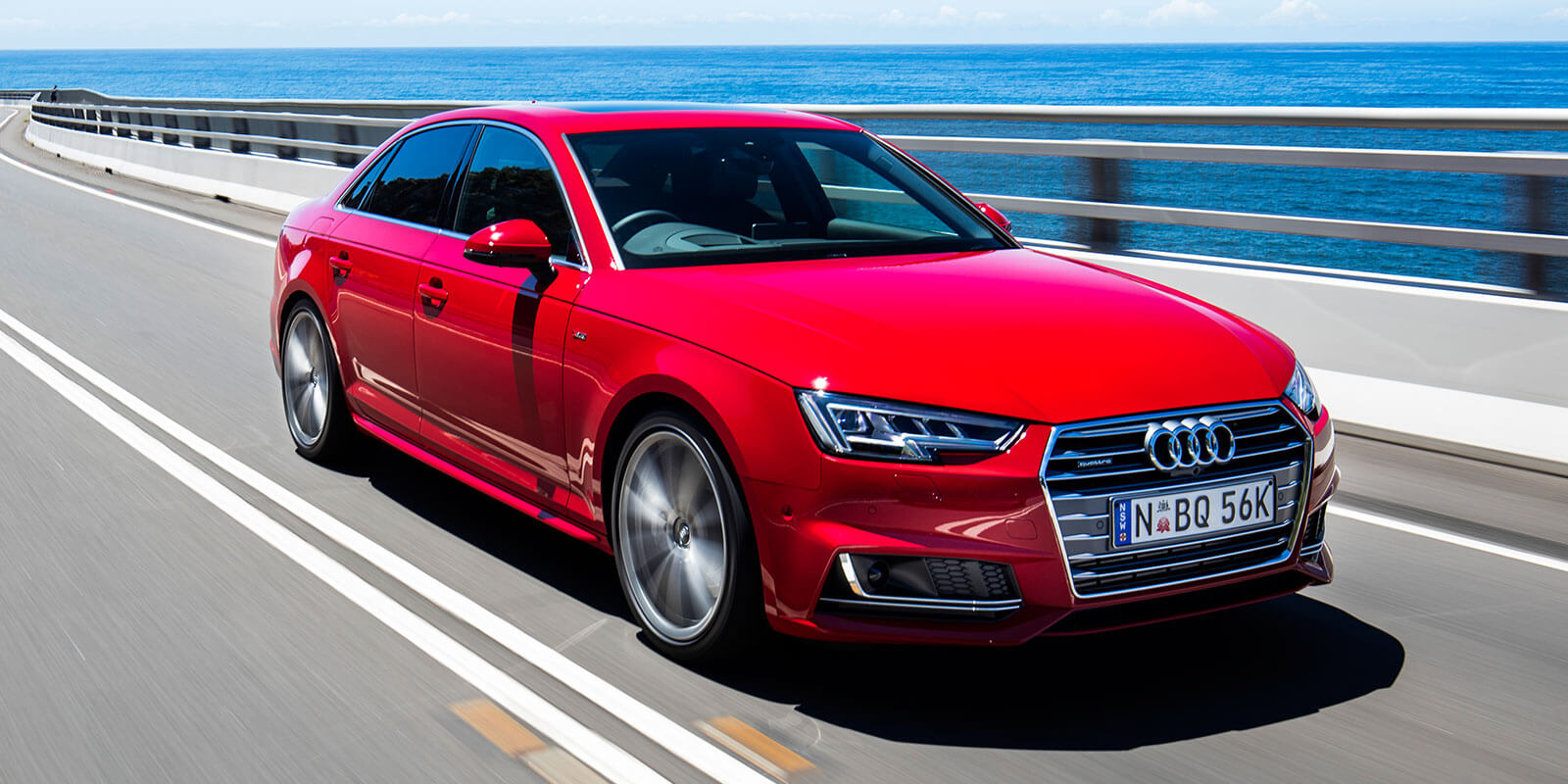 Roy Morgan Research finds that Audi owners are four times more likely to buy a new car within four years as the survey average. It also reports that less Audi drivers would buy the brand again compared with BMW and Mercedes-Benz.