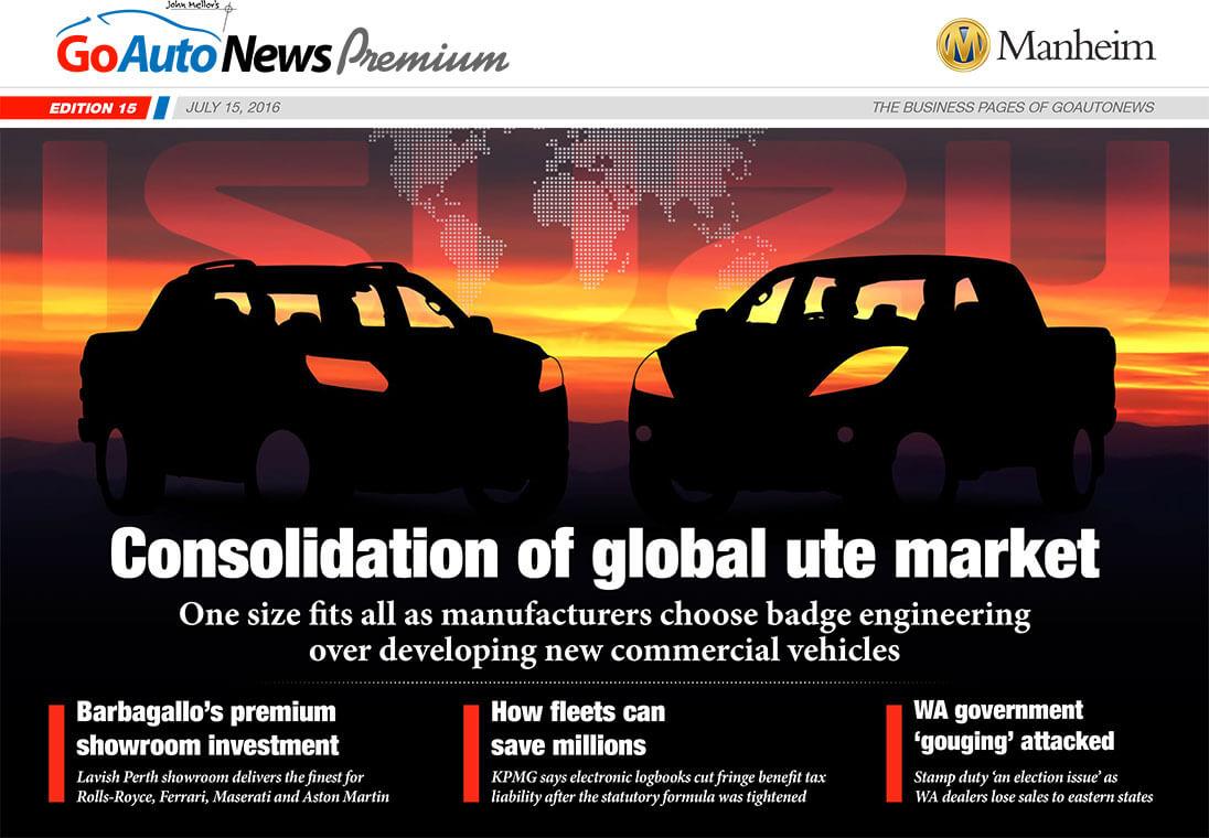 GoAutoNews Premium Weekly Editions, July 15