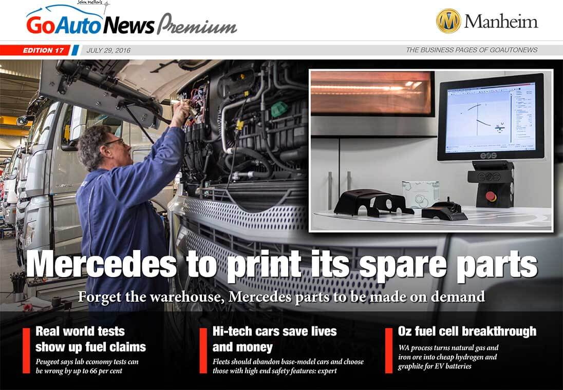 GoAutoNews Premium Weekly Editions, July 29