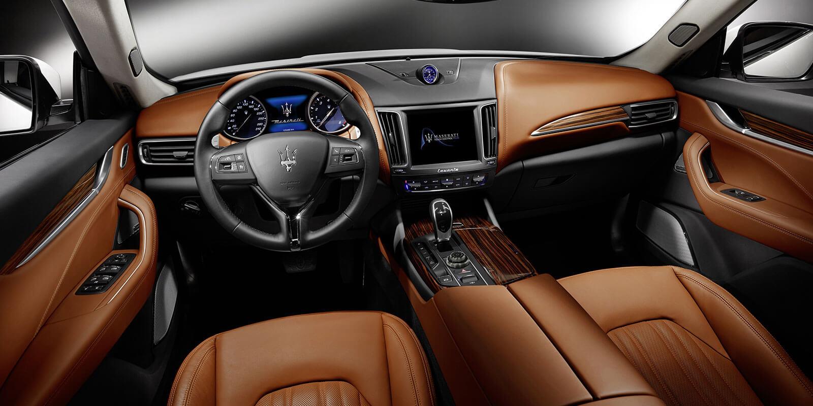 2017 Crossover Suv Interior >> Segment Analysis: Maserati Levante - GoAutoNews Premium