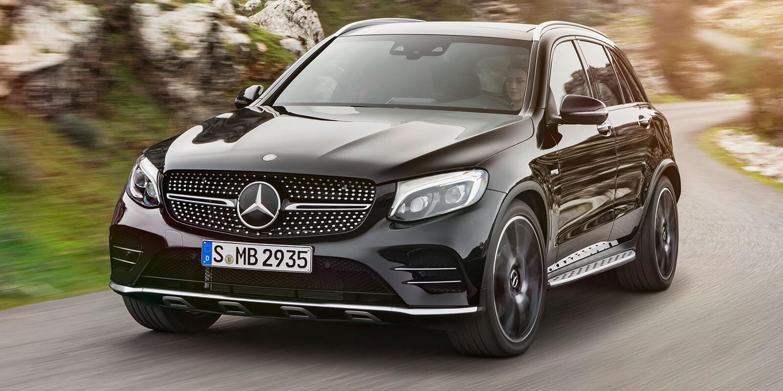 Mercedes-Benz AMG GLC SUV