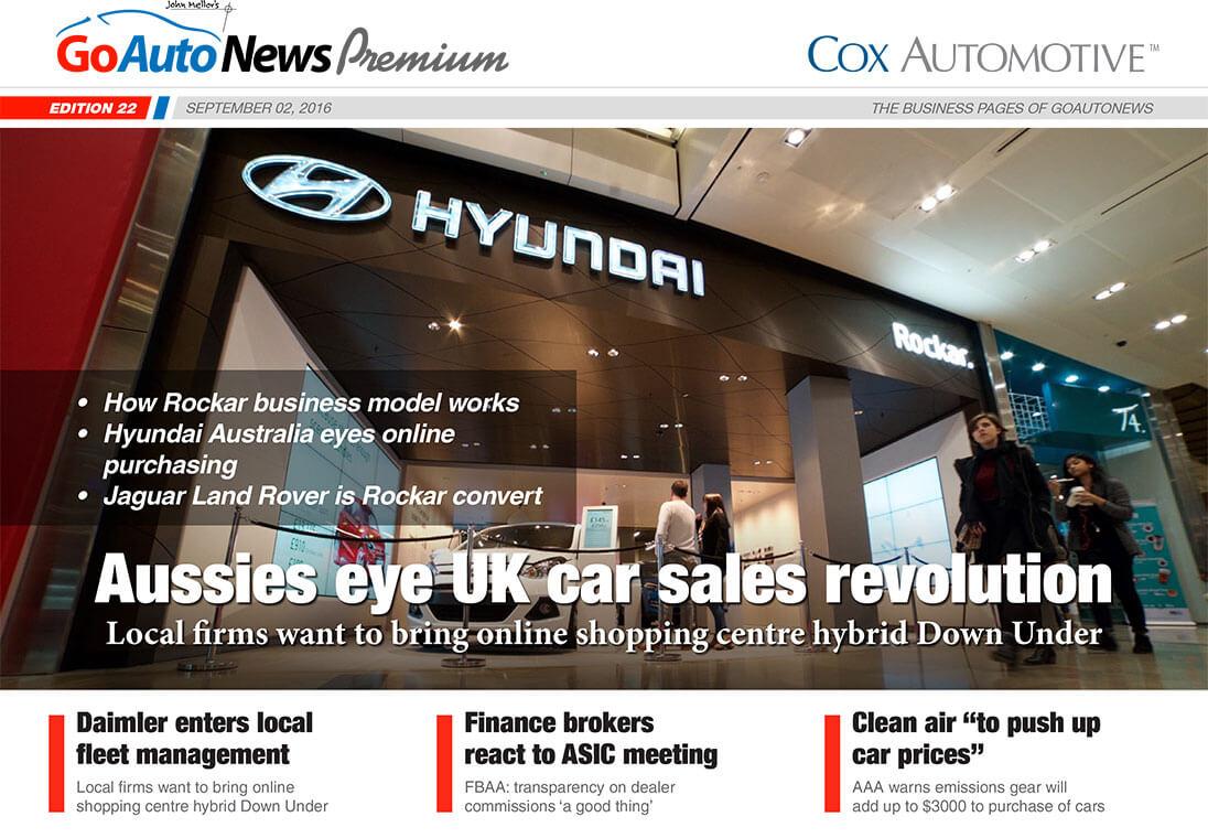 GoAutoNews Premium Weekly Editions, September 2