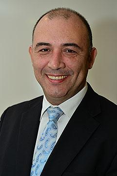 Ateco group fleet manager Rob Vizuete