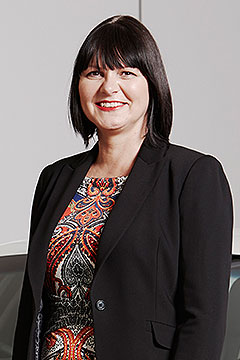 Former FCA Australia managing director and CEO Veronica Johns