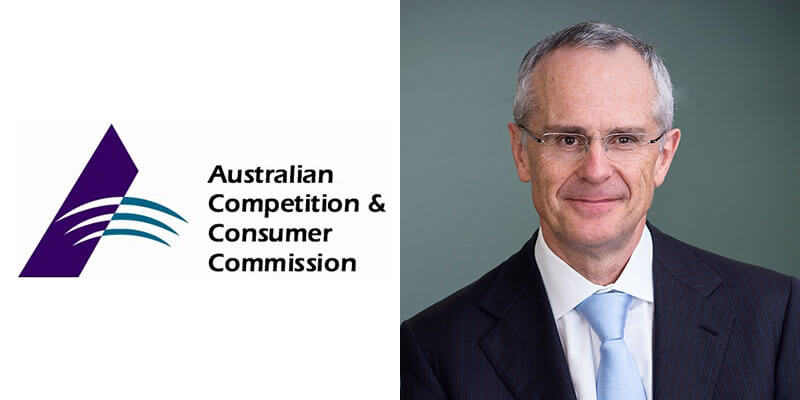 """Looking into it: ACCC chairman Rod Sims says the commission has received a """"high volume of complaints"""" relating to the new-car retailing industry in Australia."""