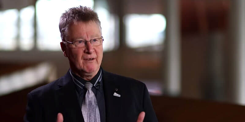 Big week: ITS Australia president Brian Negus said that Melbourne is an ideal place to hold the 2016 ITS World Congress.