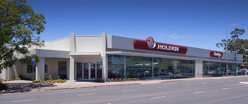 Historic Holden Dealer Closes