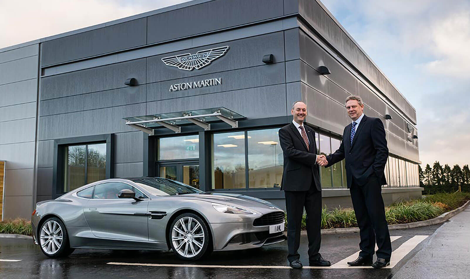 2016 Nissan Warwick >> Dyson EV rumours swirl as Aston exec blows in - GoAutoNews Premium