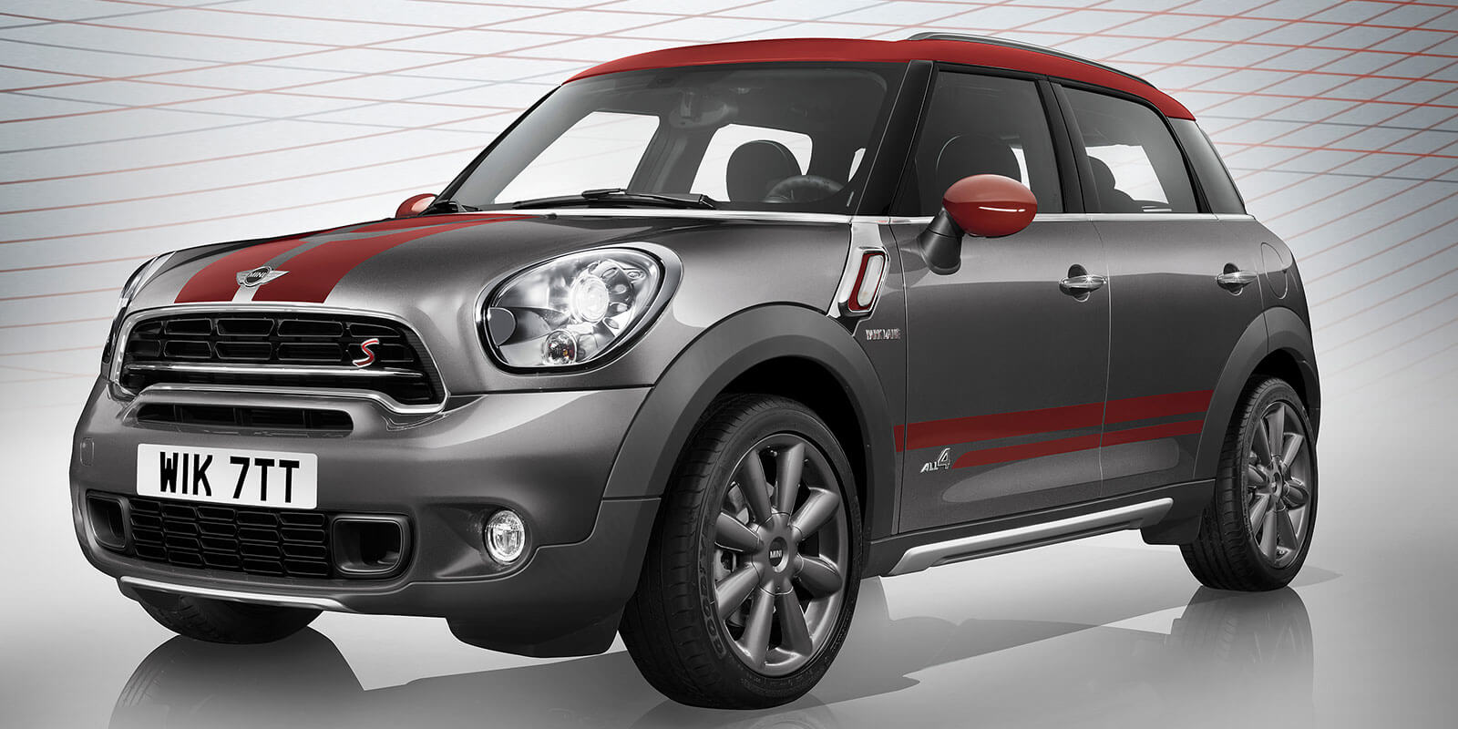 Country life: A new Countryman is on the way but the current model is still one of Mini's best sellers in Australia.