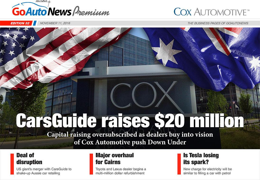 GoAutoNews Premium Weekly Editions, November 11