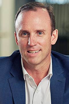 Heading south: Singapore-based GM International sales and marketing executive Mark Harland is set to take over Holden marketing as it makes the switch from local manufacturer to importer.