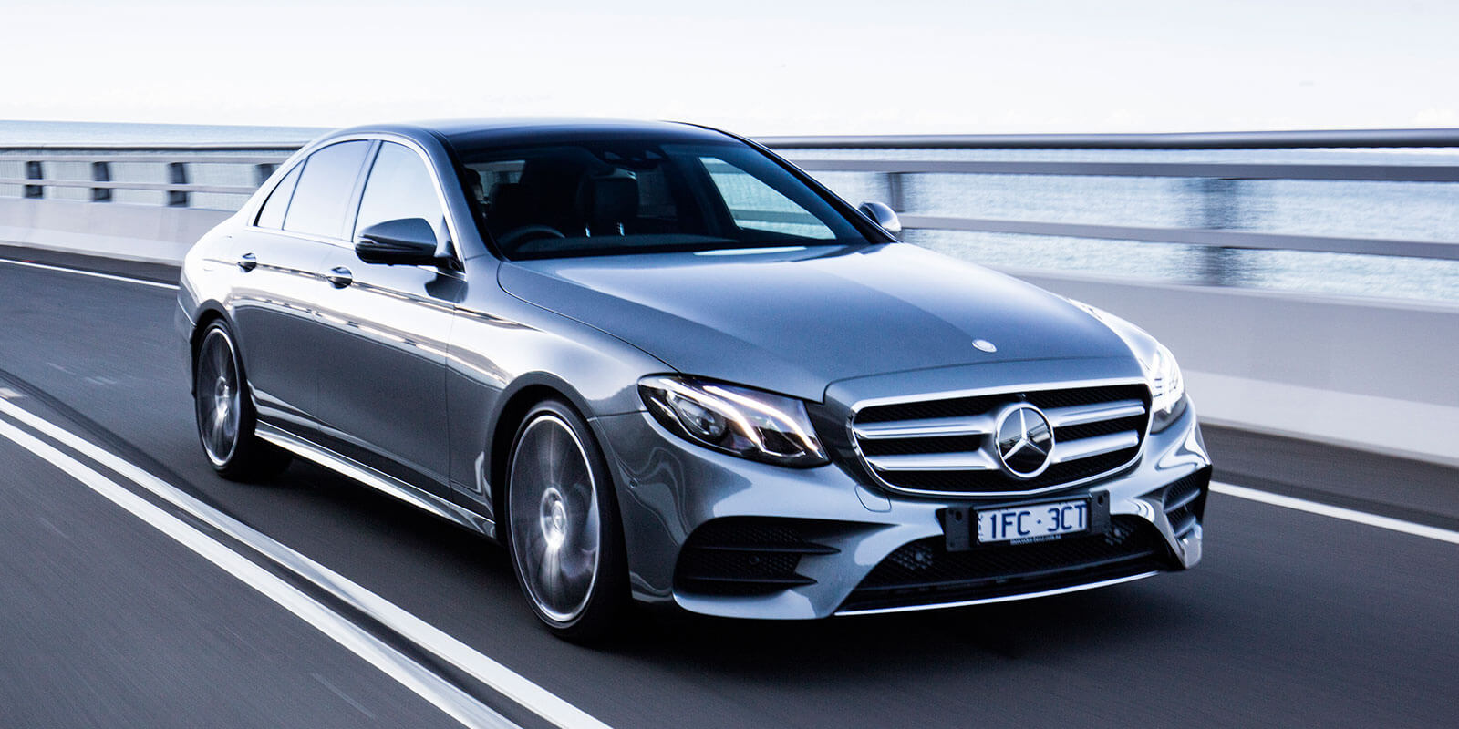 Luxury sedans also suffer the suv stings for Mercedes benz account
