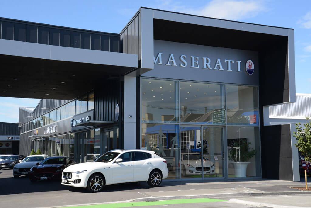 New Car Dealerships Near Me >> Maserati NZ expansion