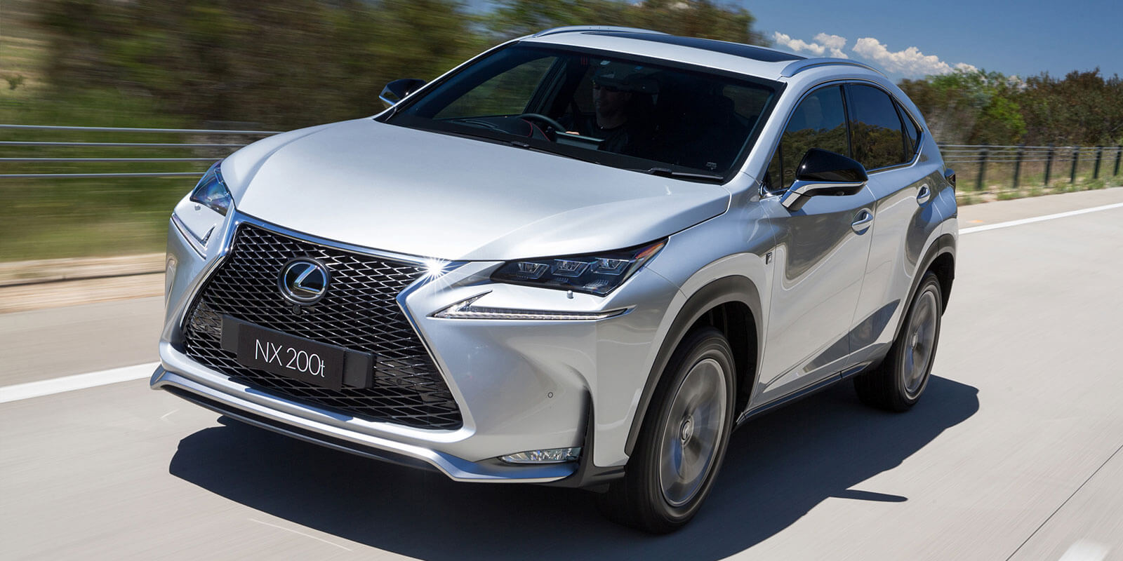 Service ace: The popular NX SUV has brought new buyers into Lexus dealerships, and the Japanese brand is clearly keeping them happy in the service department – even high-demanding millennials.