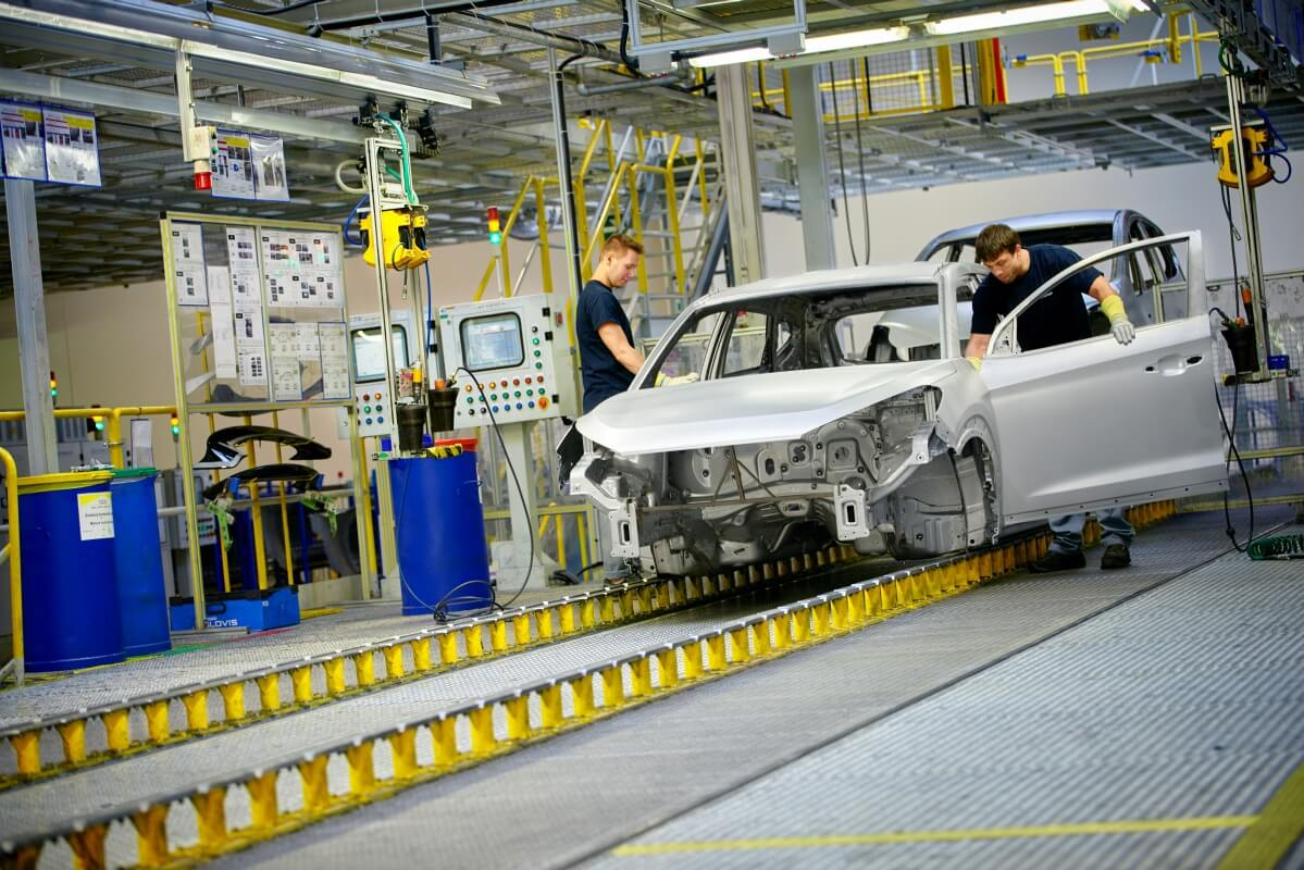 Hyundai Czech plant