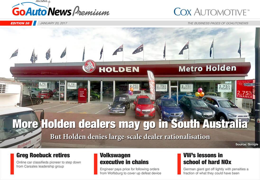 GoAutoNews Premium Weekly Editions, January 20