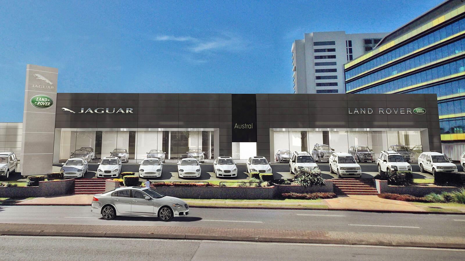 New Jlr Dealership For Brisbane
