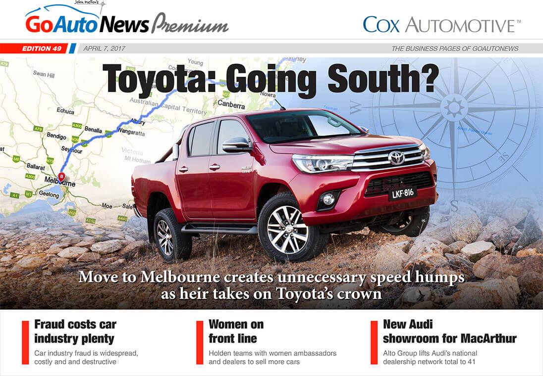 GoAutoNews Premium Weekly Editions, April 7