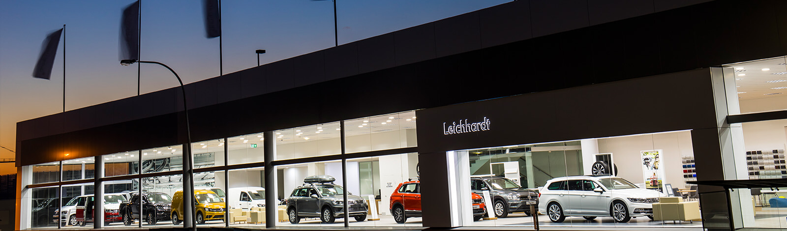 Autosports Opens New Sydney Vw Showroom
