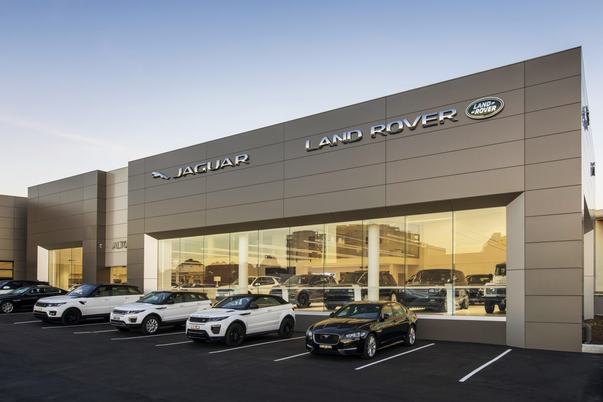 Alto Opens New Jlr Showroom Goautonews Premium