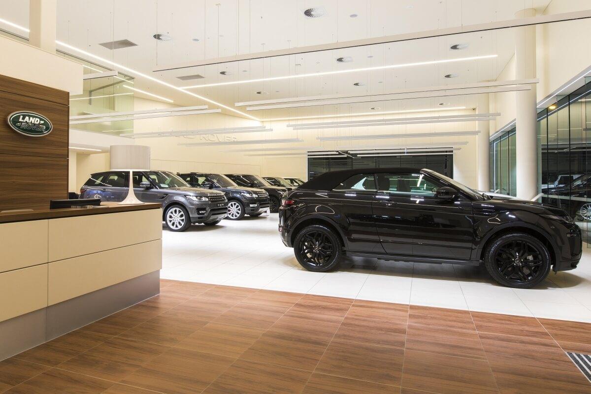 Alto Opens New Jlr Showroom