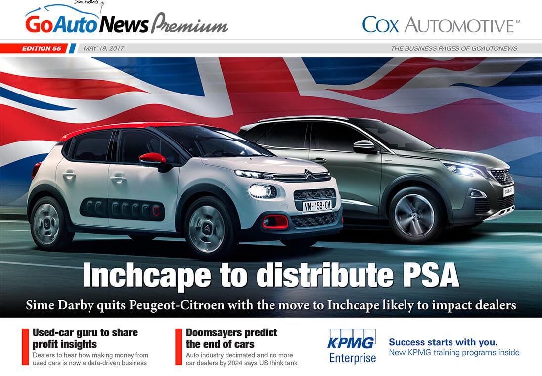 GoAutoNews Premium Weekly Editions, May 19